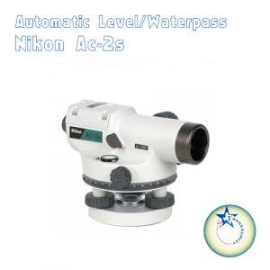 Jual Murah automatic Level/Waterpass Nikon AC-2s