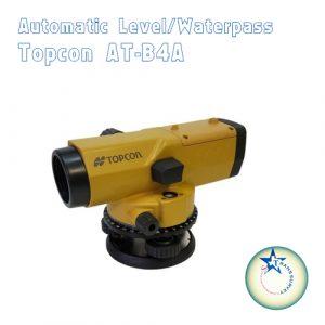 Harga Murah !! Jual-automatic-level/ Waterpass Topcon AT-B4A
