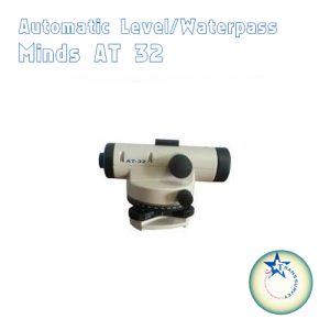 Harga automatic Level/ Waterpass Minds AT 32 -082119696710