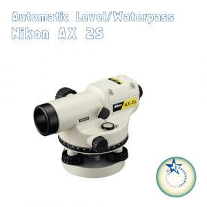 Jual automatic-level/ Waterpass Nikon AX 2S Call - 082119696710