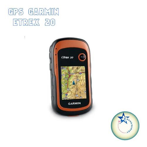 GARMIN GPS trans survey 3