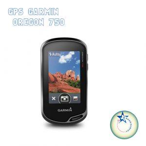 GPS Garmin Oregon 750