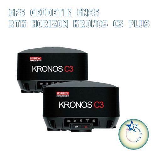 GPS Geodetik GNSS RTK Horizon Kronos C3 Plus