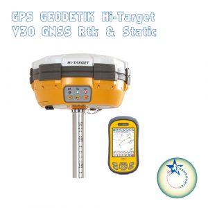 GPS Geodetik Hi-Target V30 GNSS RTK & STATIC