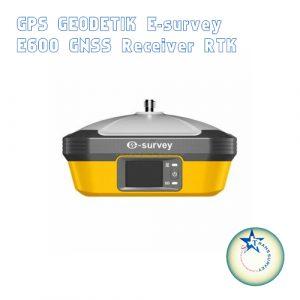 GPS Geodetik E-survey E600 GNSS Receiver RTK
