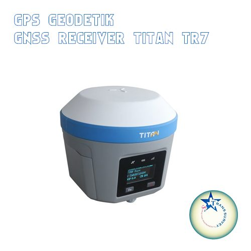 GPS Geodetik GNSS Receiver Titan TR7