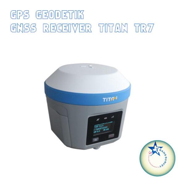 ARENA Jual-Beli GPS Survei_geodetik Titan TR7