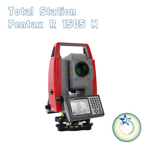 Total Station Pentax R 1505 N