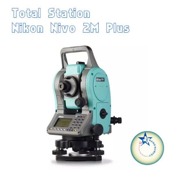 Total Station Nikon Nivo 2M Plus