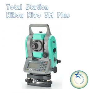 Total Station Nikon Nivo 3M Plus