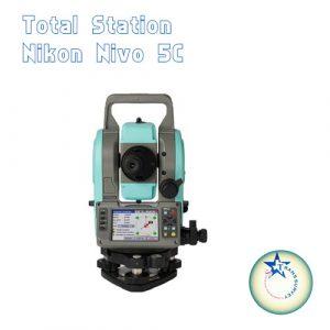 Total Station Nikon Nivo 5C