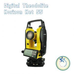 Digital Theodolite Horizon Het 55