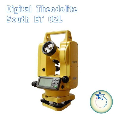 Digital Theodolite  South ET 02L