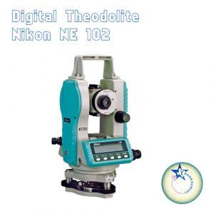 Digital Theodolite Nikon NE 102