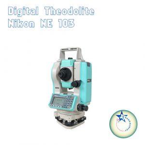 Digital Theodolite Nikon NE 103