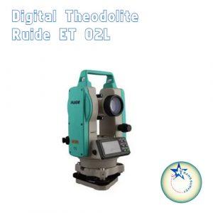 Digital Theodolite Ruide ET 02