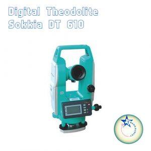 Digital Theodolite Sokkia DT 610