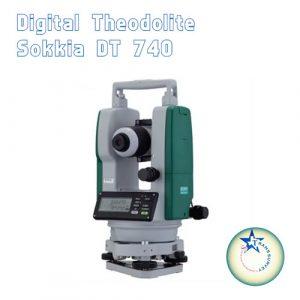 Digital Theodolite Sokkia DT 740