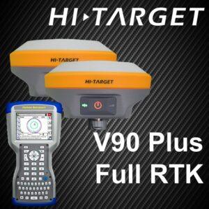 Gps Geodetik Hi Target V90-Plus Glonass And RTK