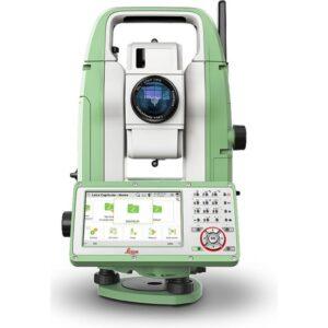 "Total Station Leica Flexline TS07 Akurasi 1"", 2"", 3"", 5"", 7"""