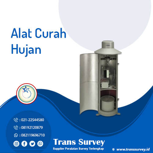 Produk Alat Curah Hujan