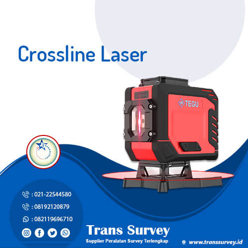 Produk Crossline Laser