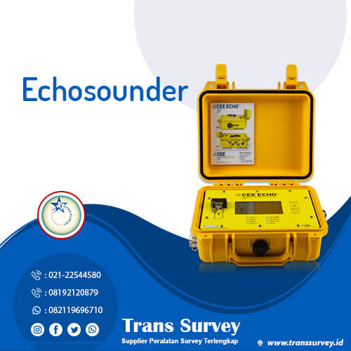 Produk Echosounder