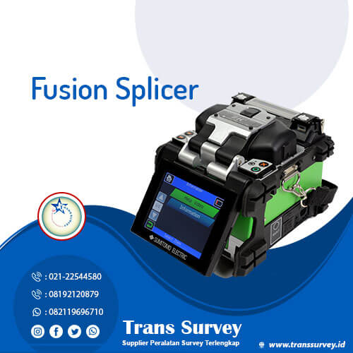 Produk Fusion Splicer