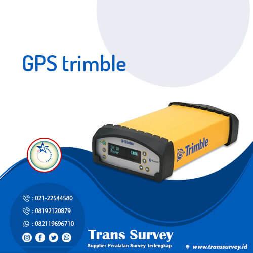 Produk GPS trimble