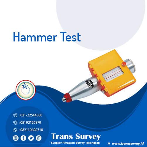Produk Hammer Test
