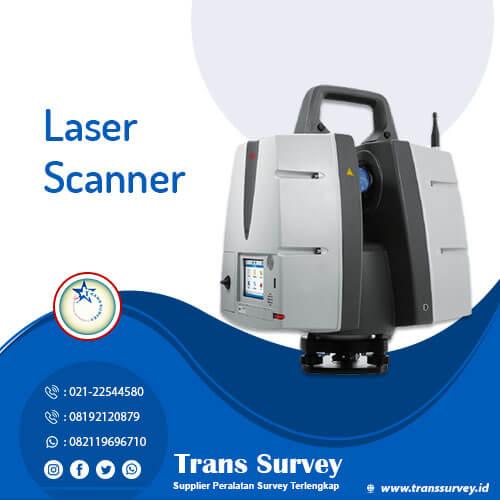 Produk Laser Scanner