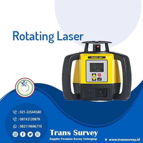 Produk Rotating Laser